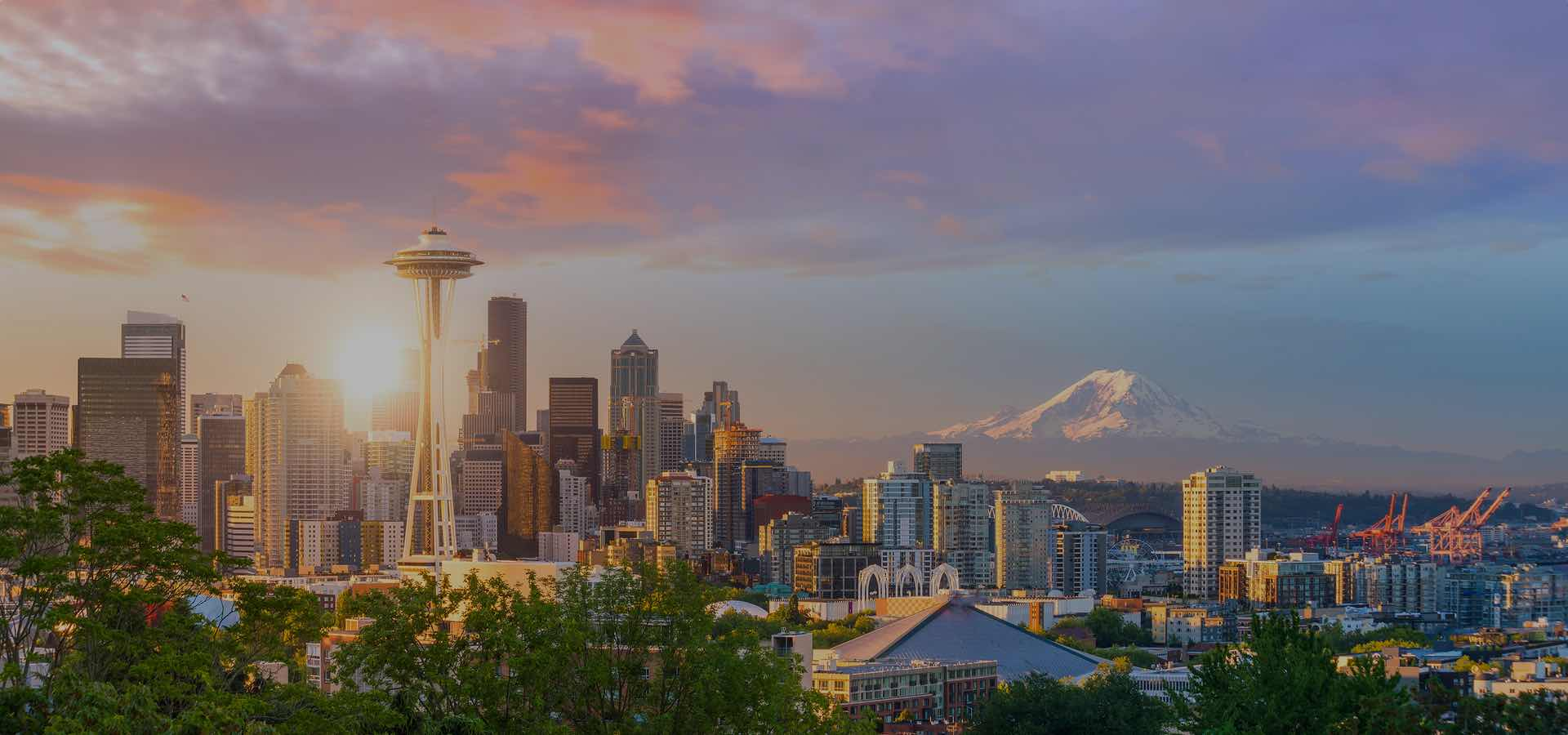 Charter Buses and Coach Rentals For Every Occasion in Seattle, Washington | Rent-A-Bus USA