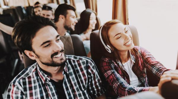 Work & Play: 4 Charter Bus Tips for Corporate Travel