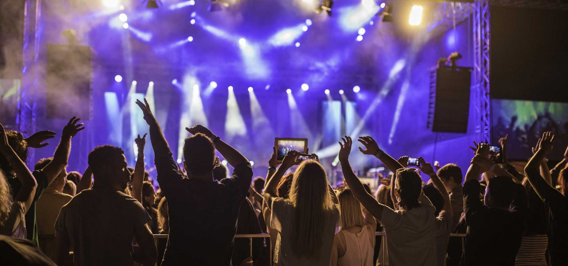 Concerts and Music Festivals