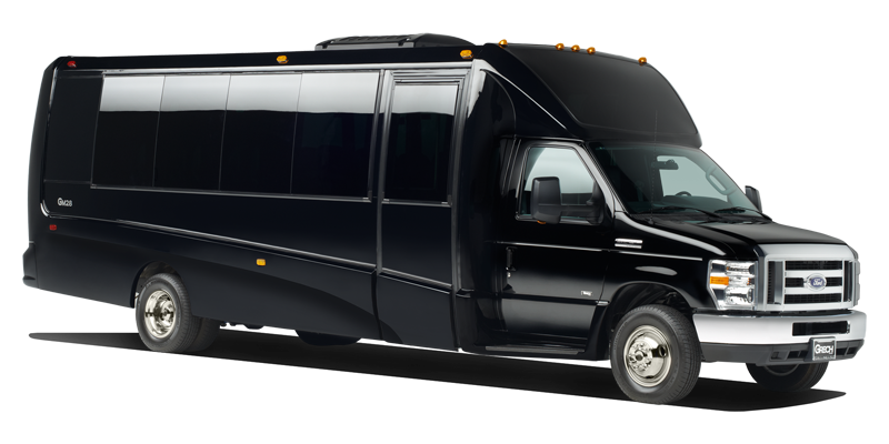 Shuttle Bus / Limo Coach